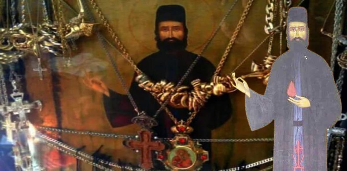 Μια συνταρακτική αληθινή μαρτυρία για μια συγκλονιστική εμφάνιση του Αγίου Εφραίμ.