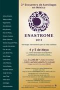 SEGUNDO ENCUENTRO DE ASTRÓLOGOS EN MÉXICO ENASTROME 2013