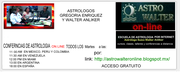 CONFERENCIA ASTROLOGIA ON LINE WALTER ANLIKER