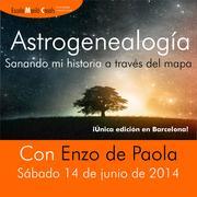 Taller Astrogenealogía con Enzo de Paola