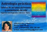Astrología práctica – Talleres de autodescubrimiento y reorientación de vida