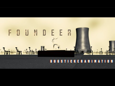 FounDeeR - BugStickerAnimation (Short Animation Film)