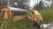 Top bar beekeeping workshop Sat Sept 21 from 9 to 11am