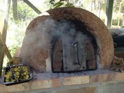 Ever wanted to build your own cob oven?