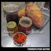 Fermenting Workshop with Dave Riley