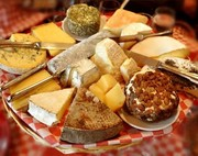 A NOT GARDEN VISIT BUT AN INTRODUCTION to CHEESE MAKING and CHEESE TASTING BOTH DAYS with Dianne