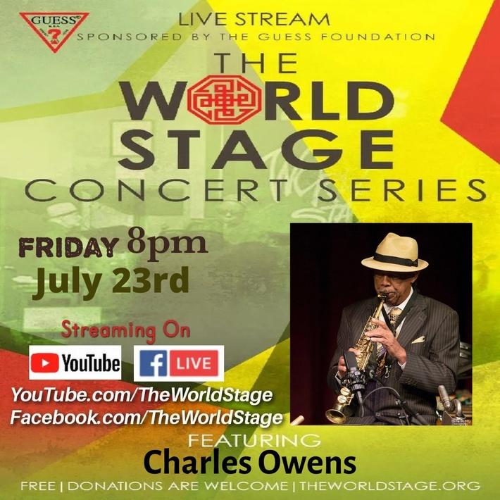 CHARLES OWENS Quintet w/ Theo Saunders, Henry 'Skipper' Franklin, Don Littleton & Steve Cotter *updatez*
