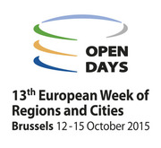 Open Days 2015: European Week of Regions and Cities