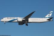 El Al 787 4X-EDI