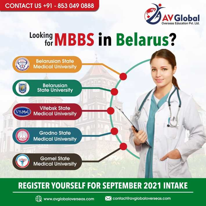 MBBS in Belarus for Indian Students