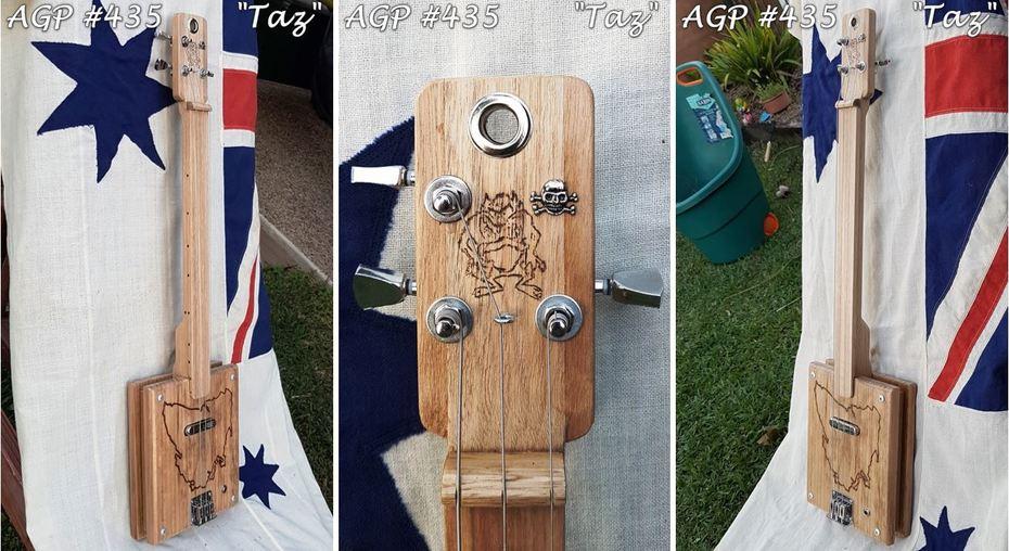 AGP #435 - ''Taz''