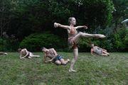 AMANDA SELWYN DANCE THEATRE signature dance education program Notes in Motion Outreach Dance Theatre
