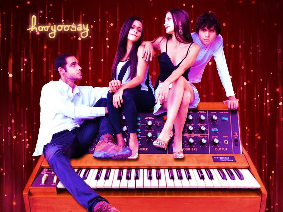 hooyoosay - Sinstrumentals