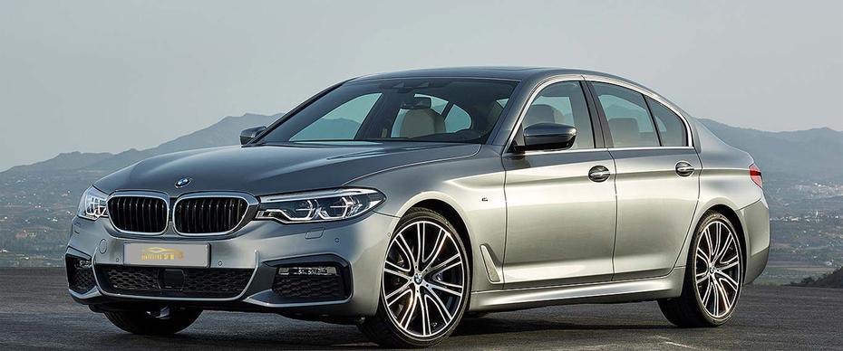 BMW 5 Series 1 (1)