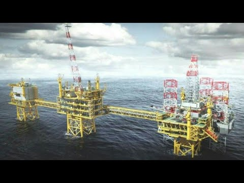Glengorm Project,North Sea,Scotland.