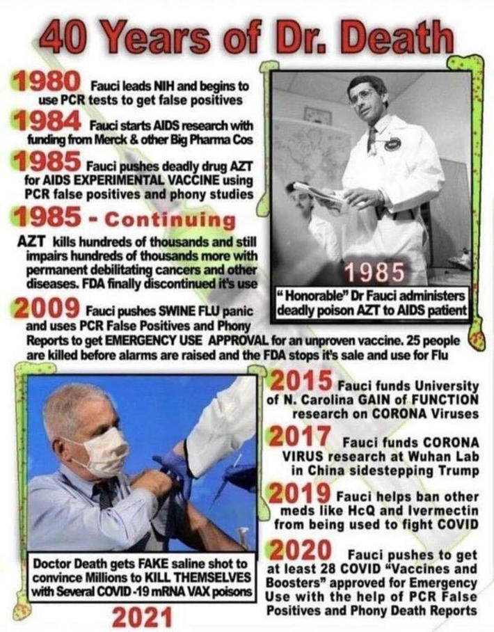 40 Years of Dr. Death,Jewish Medical Mafia Society