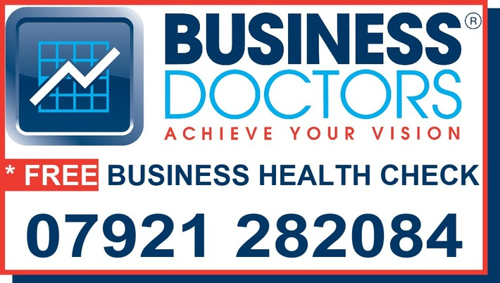 FREE - BUSINESS HEALTH CHECK: a couple of hours together, talking about your business: what you want to achieve, your concerns & challenges!
