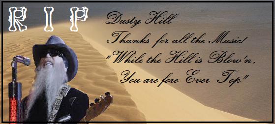 Dusty Hill rip