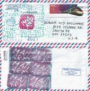 Mailart Received