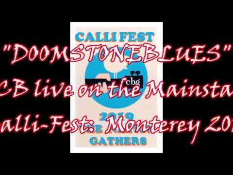 Total Show DoomstoneBlues BCB Mainstage Calli Fest  2019