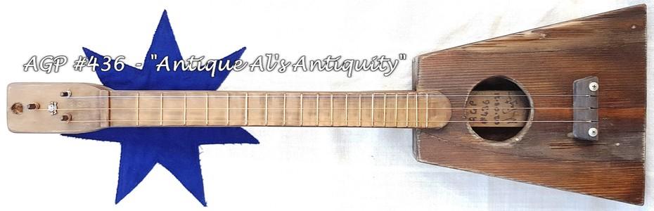 AGP #436 - ''Antique Al's Antiquity''