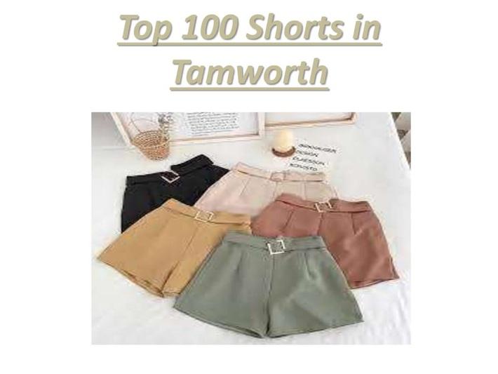 Top 100 Shorts in Tamworth