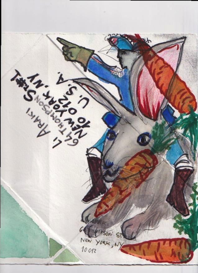 mailart from LuisFGomes