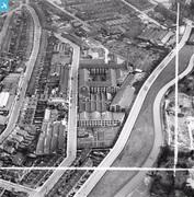 Harringay Warehouse District, 1951