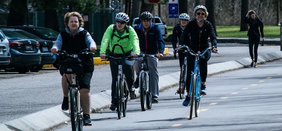 Increasing uptake of cycling following COVID-19 travel disruption