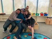 2019 / Library Hugs