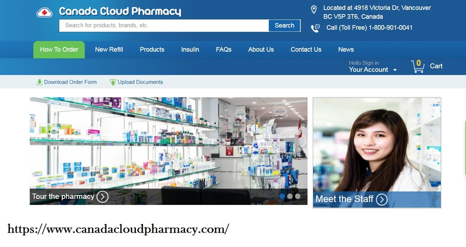 approved pharmacy canada