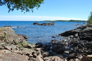 Lake Superior's Rocky Shore