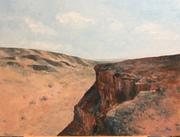 Impression of Mutla Ridge