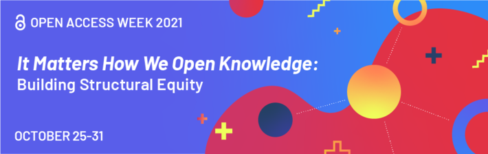 A global event now in its 14th year, promoting Open Access as the new default in scholarship and research.