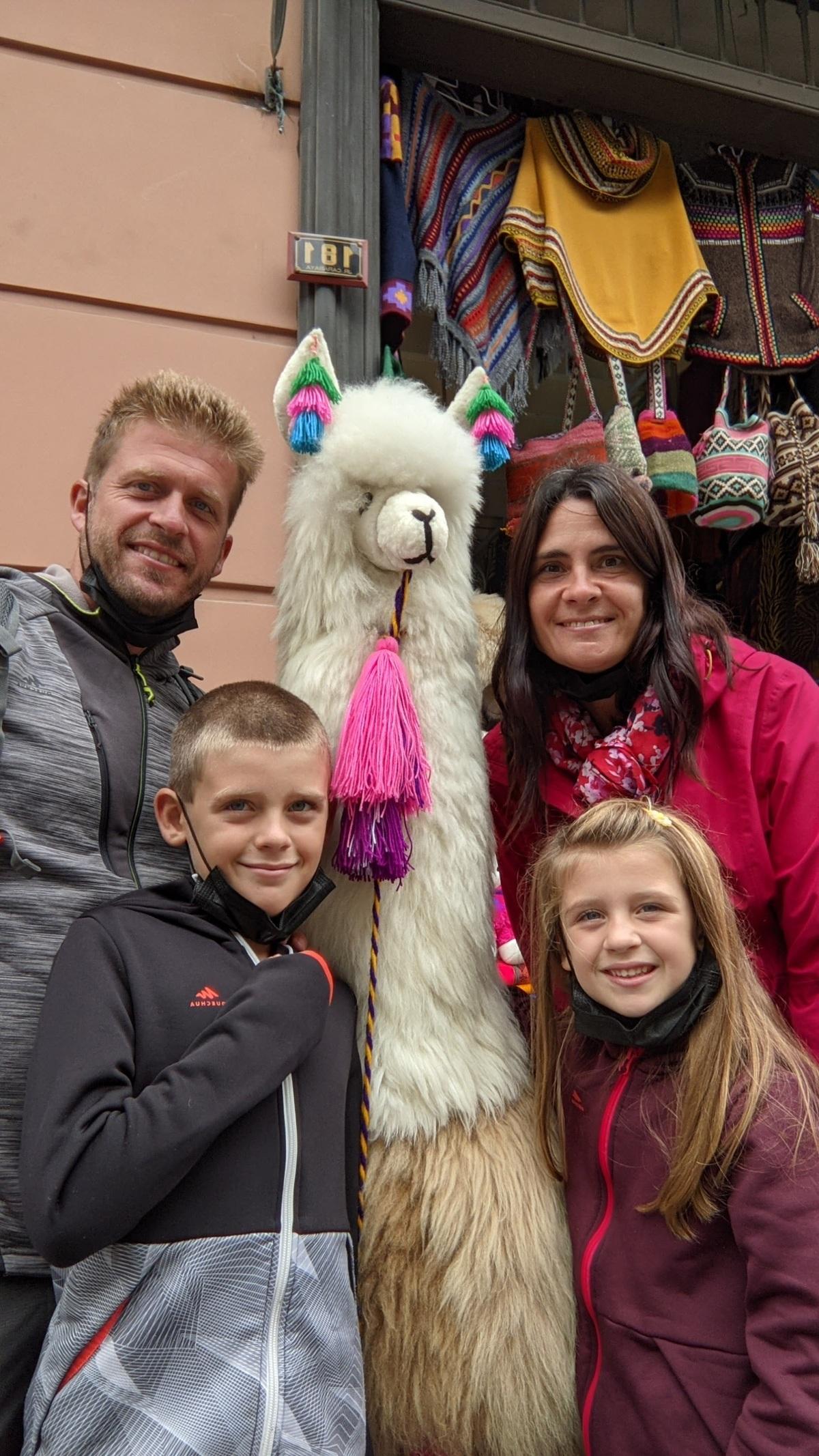 Le Pérou en famille - été 2021
