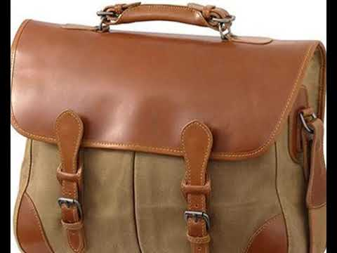 mulholland brothers safari bag