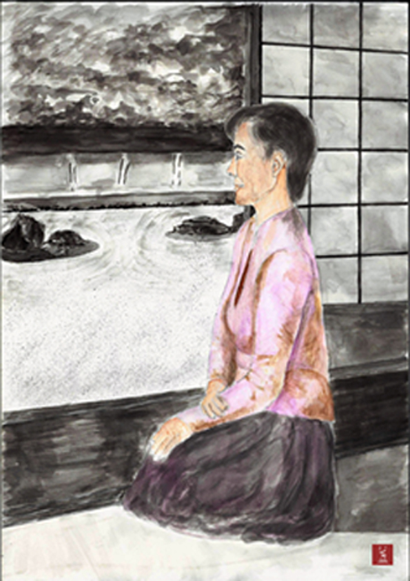 Kyoto méditation