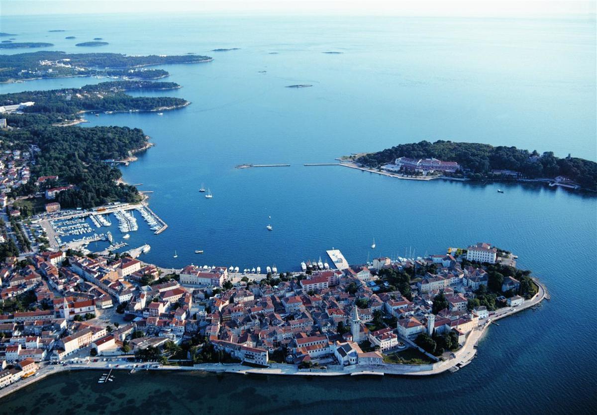 Poreč Građevinsko Zemljište, Zelena Laguna, Istra
