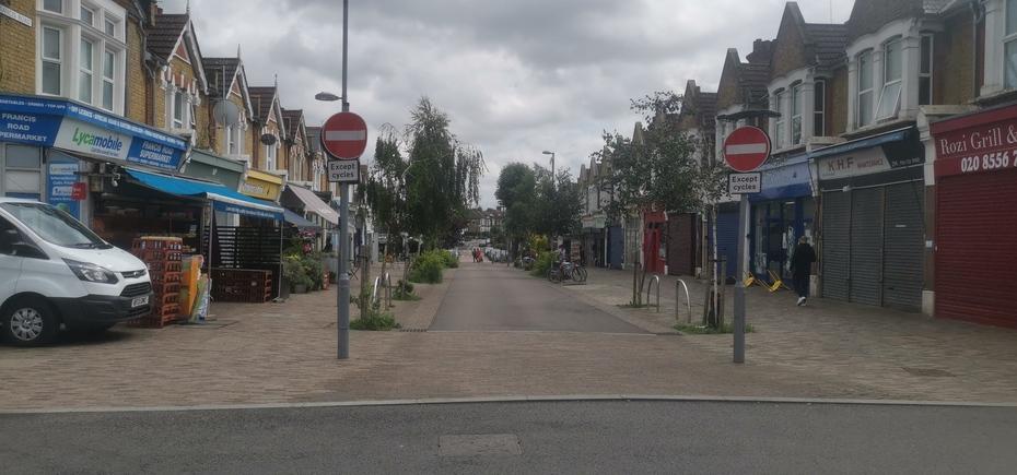Francis Road
