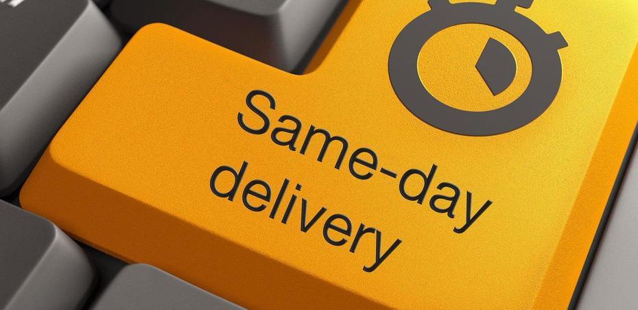 Sameday Delivery: The Next Evolutionary Step