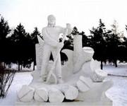 Carnaval de hielo en Quebec