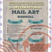 2ND INTERNATIONAL MAIL ART BIENNIAL