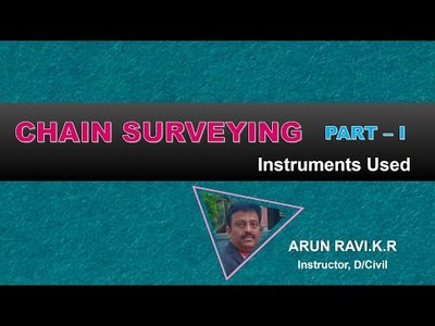 Chain survey (Part-1) Malayalam Class
