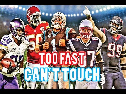 Best 5 Unbeatable Touchdown | NFL special Part 1
