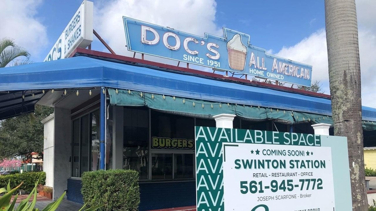 Delray Beach: Board recommends Doc's be on Register of Historic Places