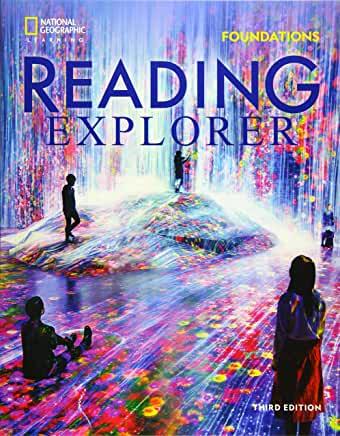 Reading Explorer to improve Reading Skills