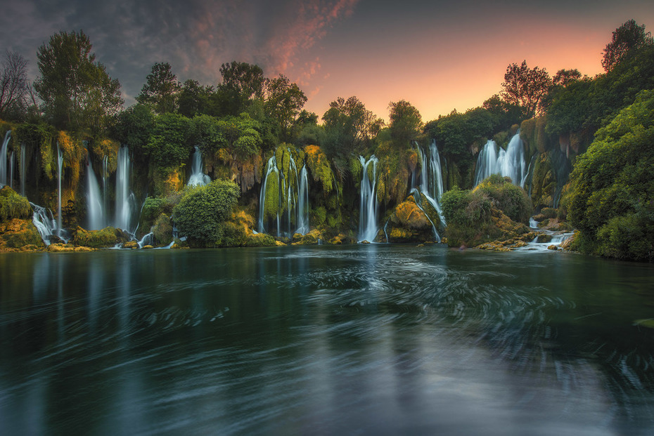 Cascadas en Bosnia y Herzegovina