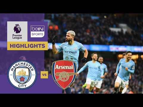 [Full Match+ไฮไลท์พากย์ไทย]Manchester City 3-1 Arsenal