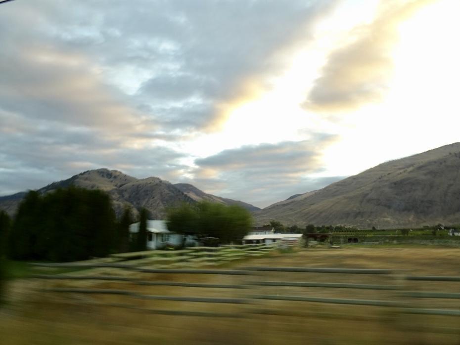 Okanagan Sunrise