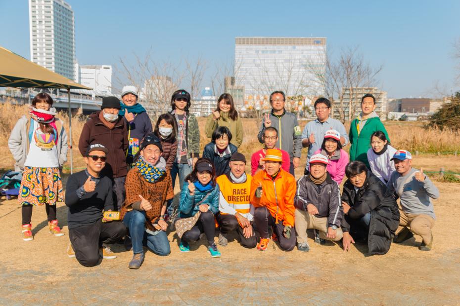 二子玉川エコマラソン 表彰式-38